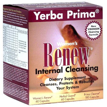 Yerba Prima Womens Renew