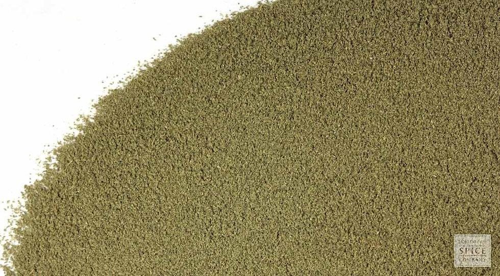 Spearmint Leaf Powder, 1/4 lb