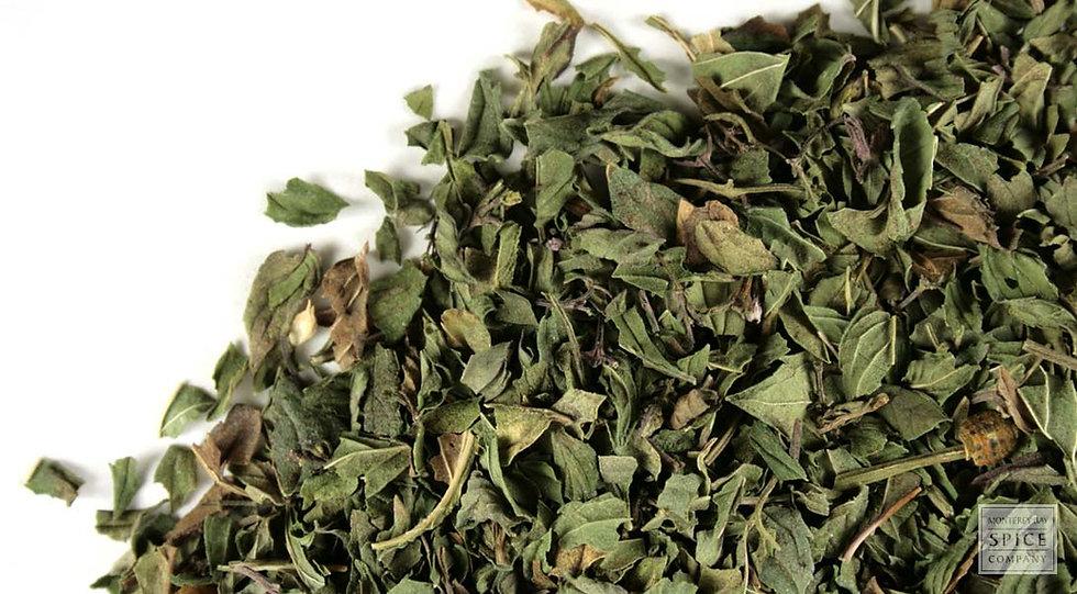 Peppermint Leaf c/s, 1/4 lb