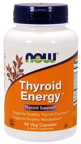Thyroid Energy™ Veg Capsules