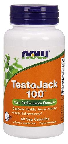 TestoJack 100™ Veg Capsules