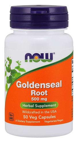 Goldenseal Root 500 mg Capsules