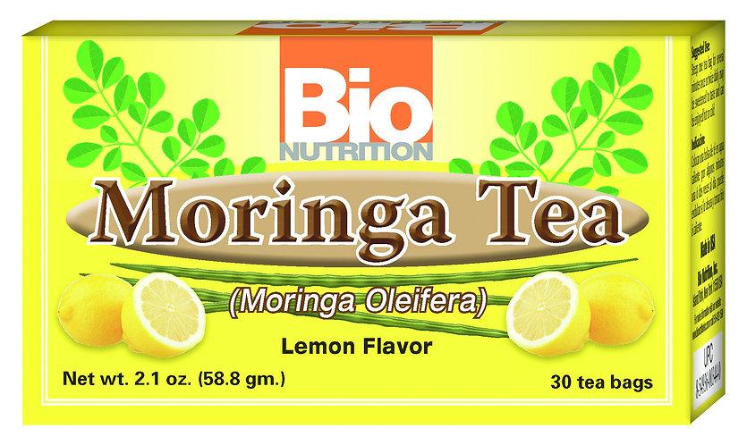 Bio Nutrition Moringa Lemon Tea