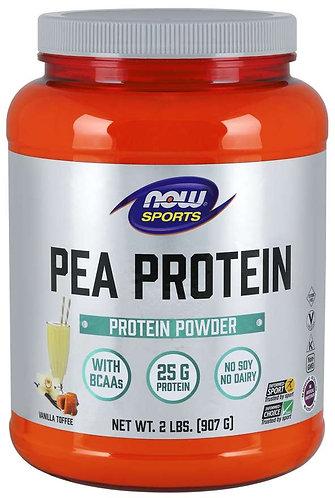 Pea Protein, Vanilla Toffee Powder