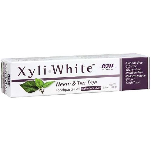 XyliWhite™ Neem & Tea Tree Toothpaste Gel