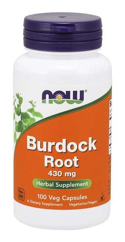 Burdock Root 430 mg Veg Capsules
