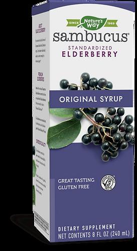 Sambucus Original Syrup, 8oz