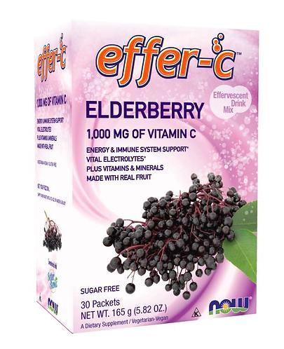 Effer-C™ Elderberry Packets