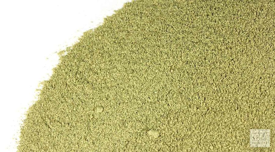Parsley Herb Powder, 1/4 lb
