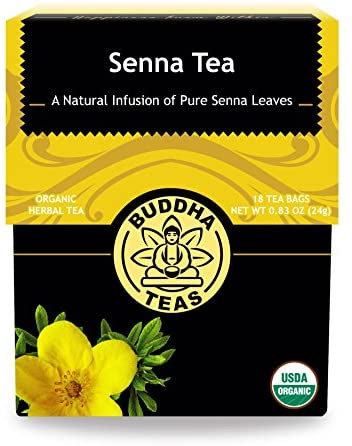 Organic Senna Tea