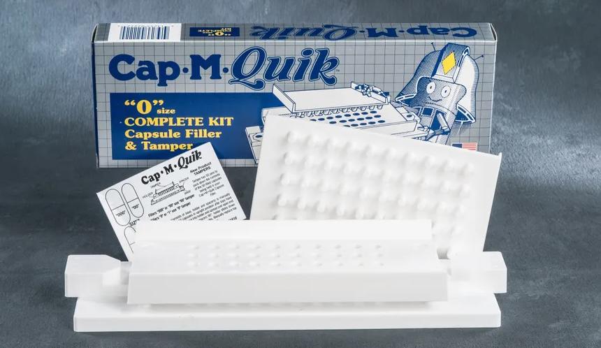 """Capsule Kit Size """"0"""""""