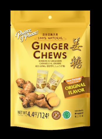 Prince of Peace Ginger Chew Original 4oz