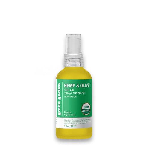 Pure CBD Oil 150 mg