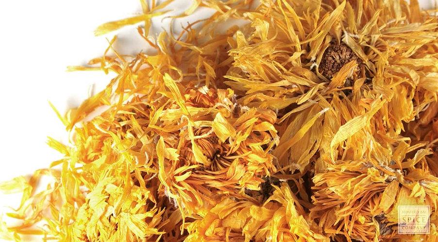 Calendula (Marigold) Whole, 1/4lb