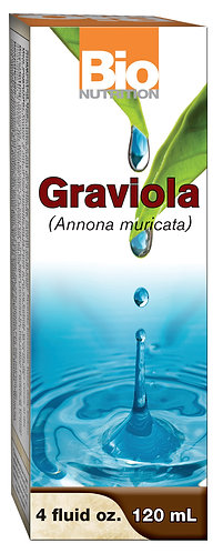 Graviola/Soursop Liquid, 4oz