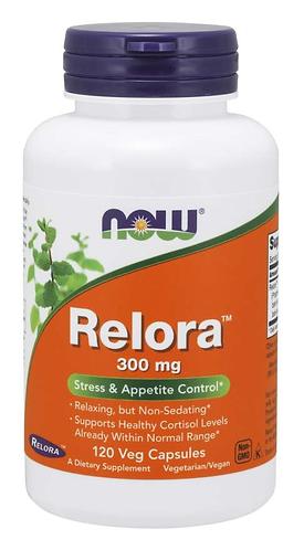 Relora™ 300 mg Veg Capsules- 120 ct