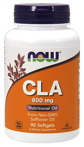 CLA (Conjugated Linoleic Acid) 800 mg Softgels