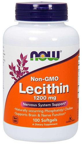 Lecithin 1200 mg Softgels