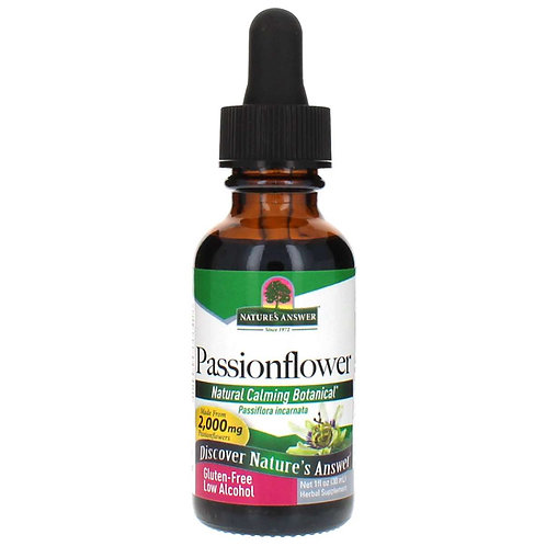 Passion Flower 1 oz