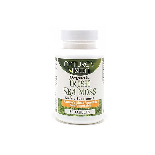 Irish Moss Gelatin Capsule