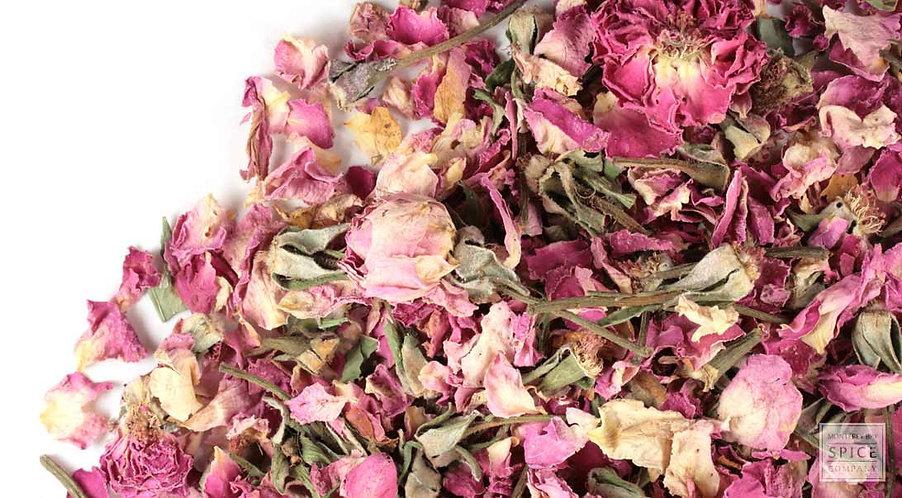 Rose Petals (Pink), 1/4 lb