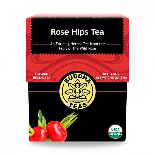 Organic Rose Hip Tea