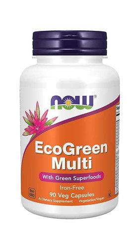 EcoGreen Multi Vitamin Veg Capsules