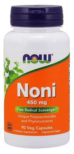 Noni 450 mg Veg Capsules