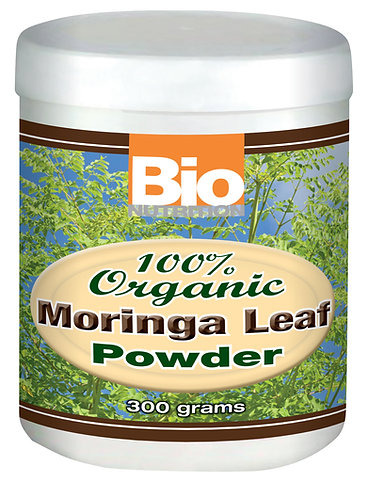 Bio Nutrition 100% Organic Moringa Leaf Powder