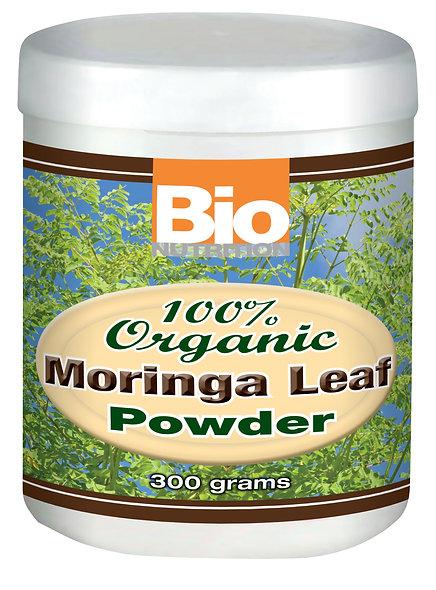 Bio Nutrition 100% Organic Moringa Leaf Powder