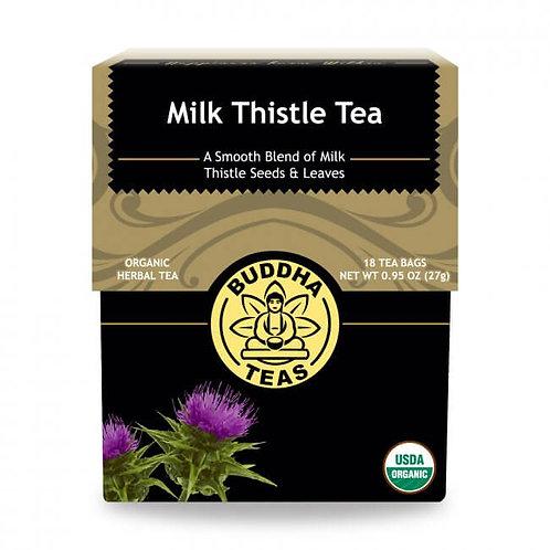 Organic Milk Thistle Tea