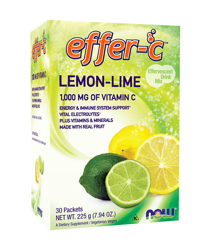 Effer-C™ Lemon Lime Packets