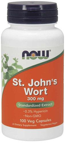 St. John's Wort 300 mg Veg Capsules