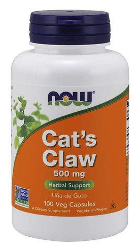 Cat's Claw 500 mg Veg Capsules