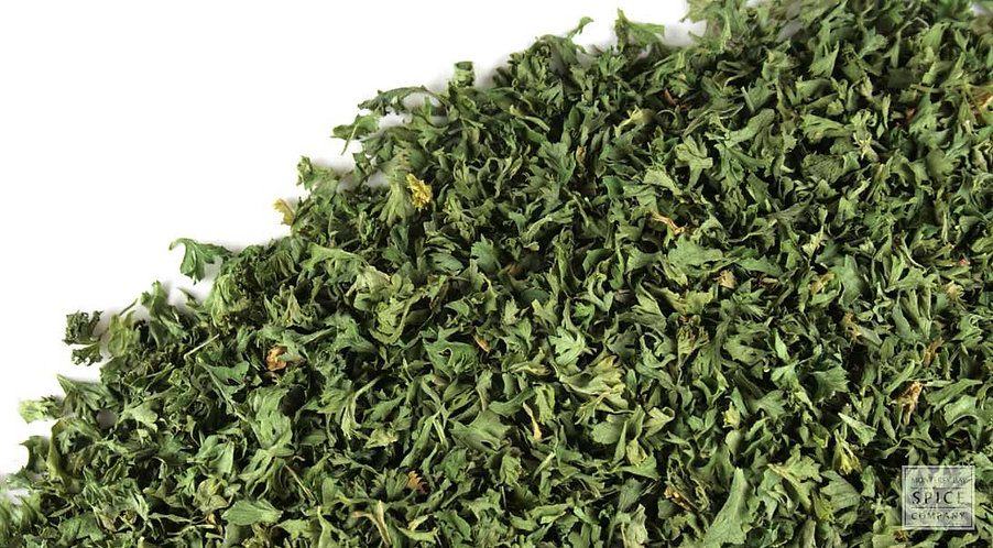 Parsley Herb Flakes (Caifornia), 1/4 lb