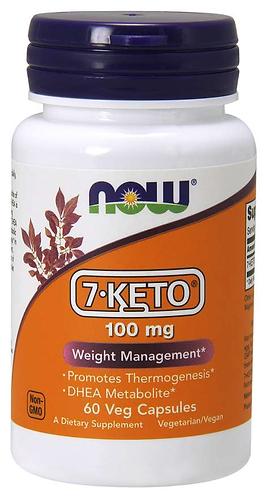 7-KETO® 100 mg Veg Capsules- 60 ct