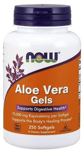 Aloe Vera 10,000 mg Softgels- 250 ct