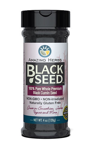 Black Cumin Seed Whole, 4oz