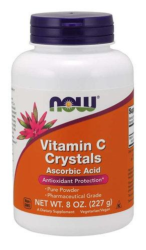 Vitamin C Crystals Powder, 8oz