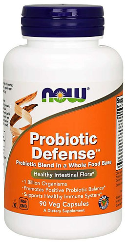 Probiotic Defense™ Veg Capsules