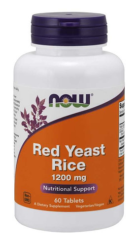 Red Yeast Rice 1200 mg Tablets