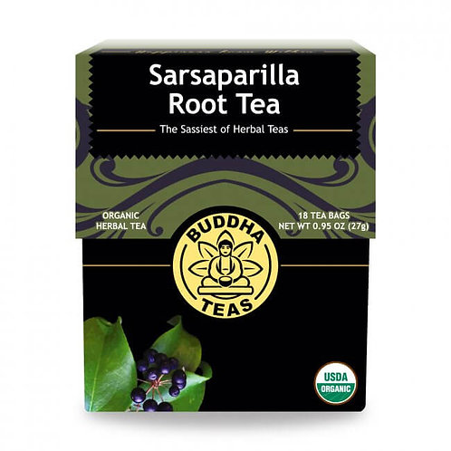 Organic Sarsaparilla Root Tea