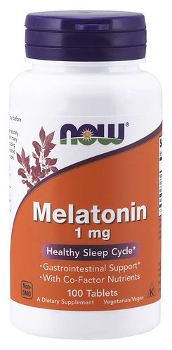 Melatonin 1 mg Tablets