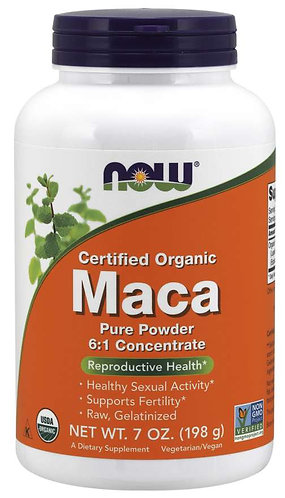 Maca Pure Powder, Organic