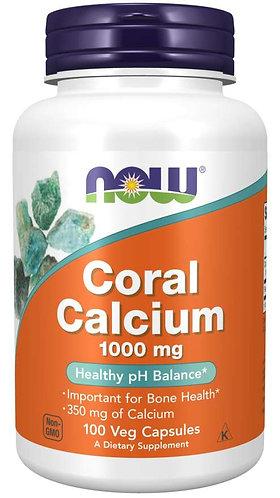 Coral Calcium 1000 mg Veg Capsules