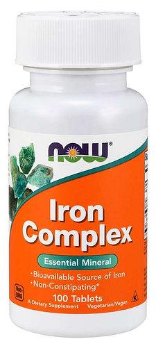 Iron Complex Vegetarian Tablets