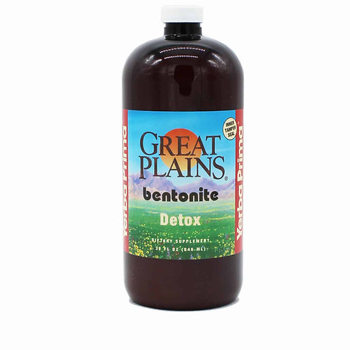 Great Plains Bentonite Detox, 32 oz
