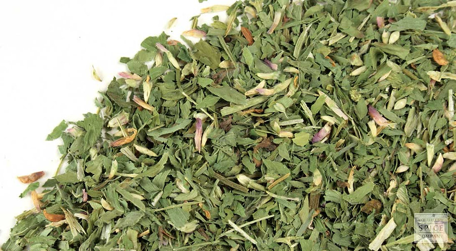 Red Clover Herb (Organic) c/s , 1/4 lb