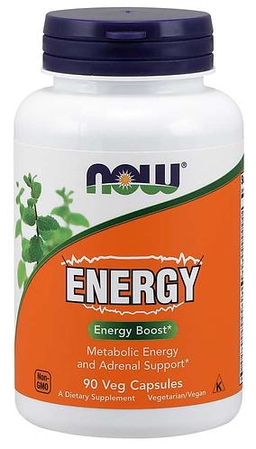 Energy Veg Capsules