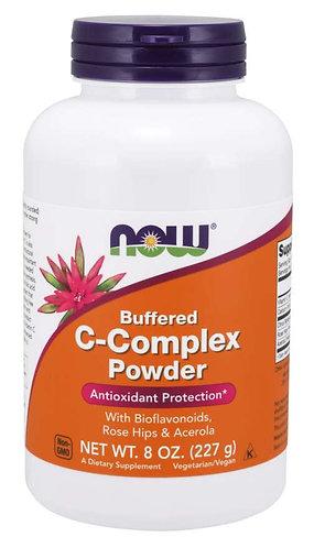 Vitamin C-Complex, Buffered Powder
